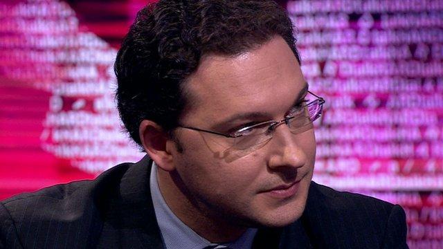 Daniel Mitov, Bulgaria's Foreign Minister