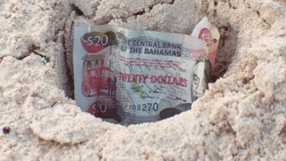 Dólares de Bahamas