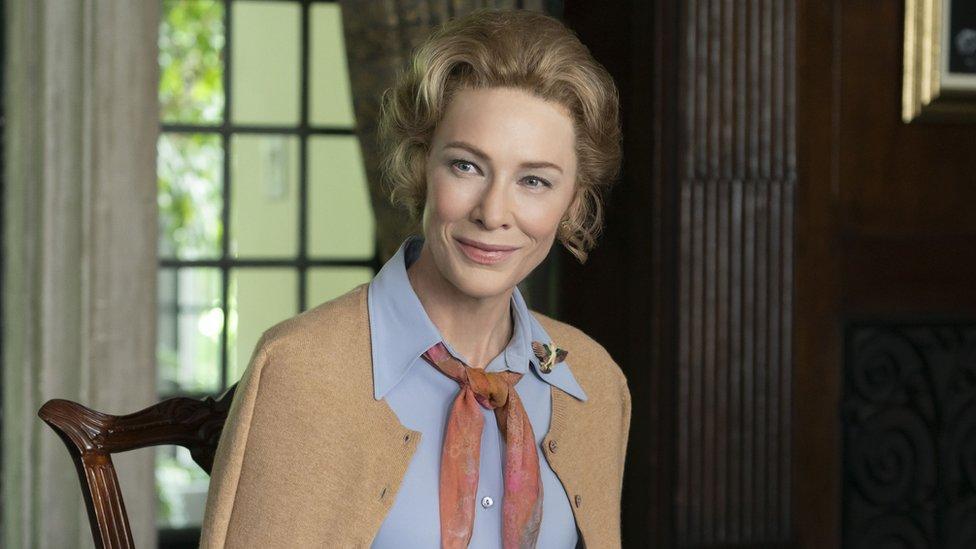 Cate Blanchett Mrs America