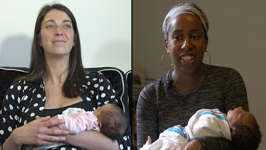 Giving birth in the UK vs US: What happens next?