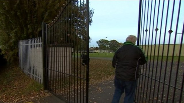 The gates open at Sporting Khalsa's Aspray Arena