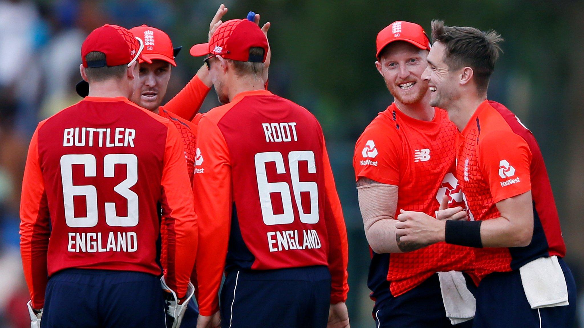 Sri Lanka v England: Eoin Morgan leads tourists to victory
