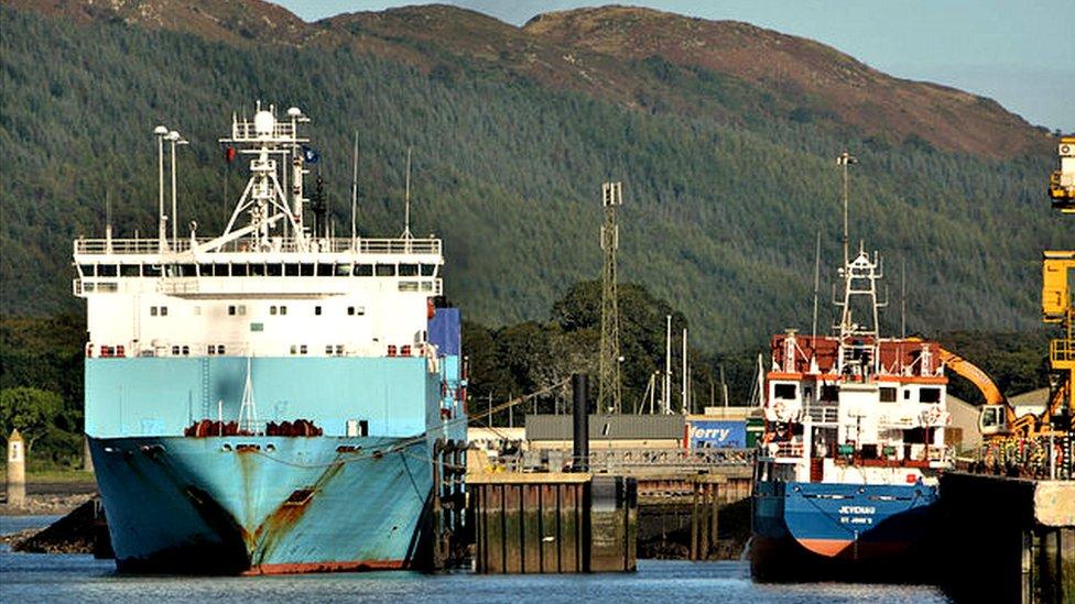 Warrenpoint Port set for £9.5m carbon dioxide terminal