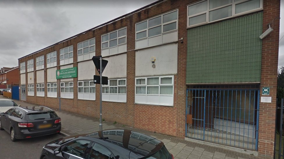 Jamia Islamia Birmingham, based in Sparkbrook