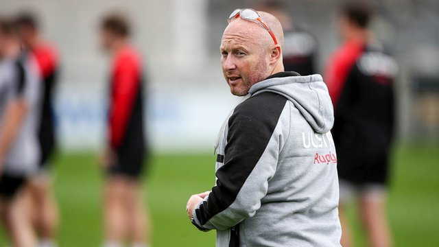 Ulster Head Coach Neil Doak was critical of his side's performance