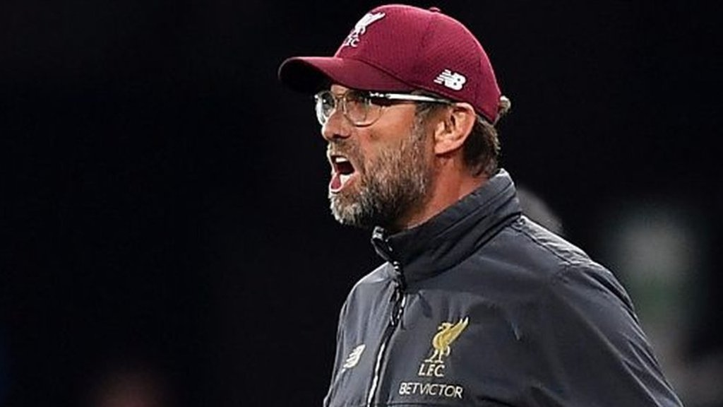 Huddersfield Town 0-1 Liverpool: Jurgen Klopp admits Reds had to 'work hard' for win