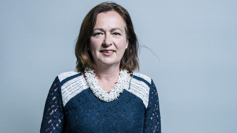 Liz Saville Roberts, MP