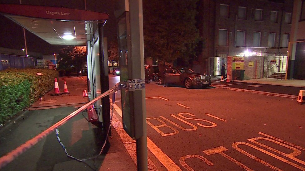 Three hurt as car hits crowd near Islamic Centre in Cricklewood