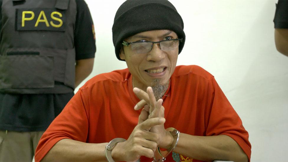 Ivan Darmavan Munto, poznat kao Roas, nalazi se u izolaciji u zatvoru Batu