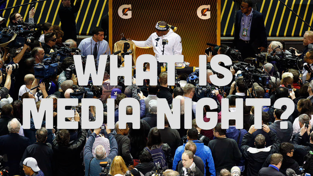 What is media night?
