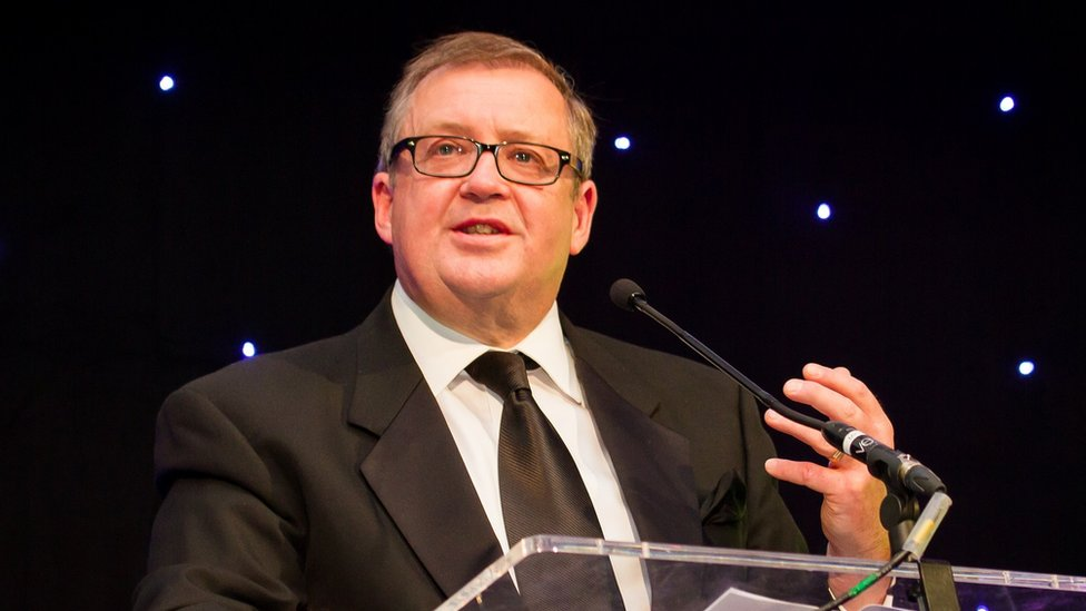Chief executive Clive Memmott, from Greater Manchester Chamber of Commerce,