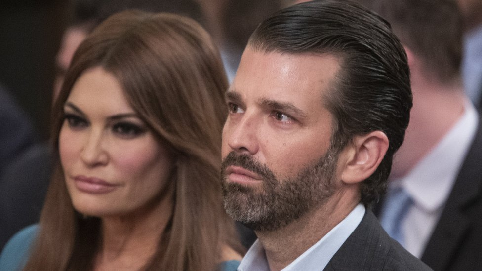 Donald Trump Jr tests positive for coronavirus thumbnail