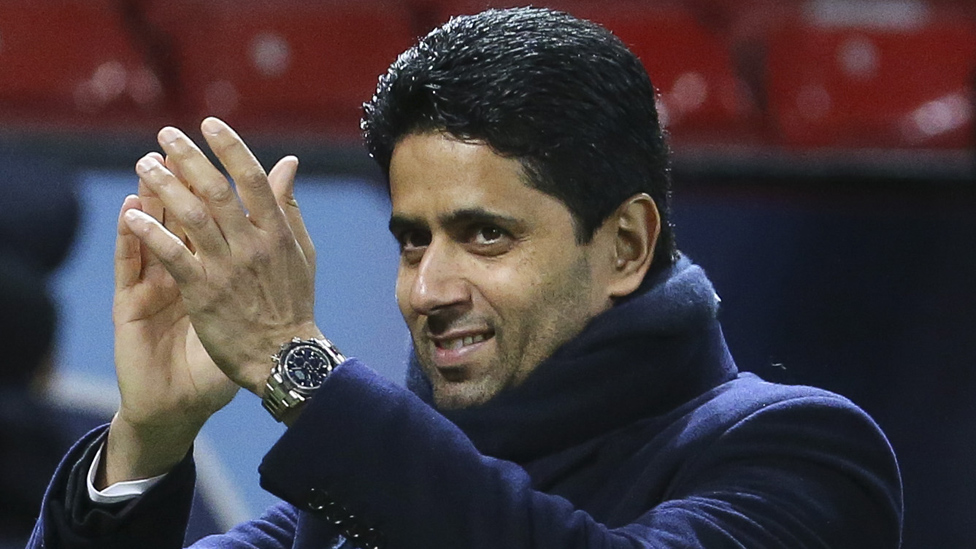 PSG president Al-Khelaifi charged with athletics corruption