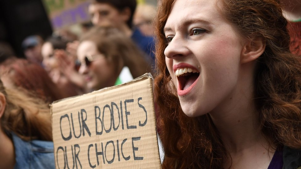 Timeline: Ireland and abortion