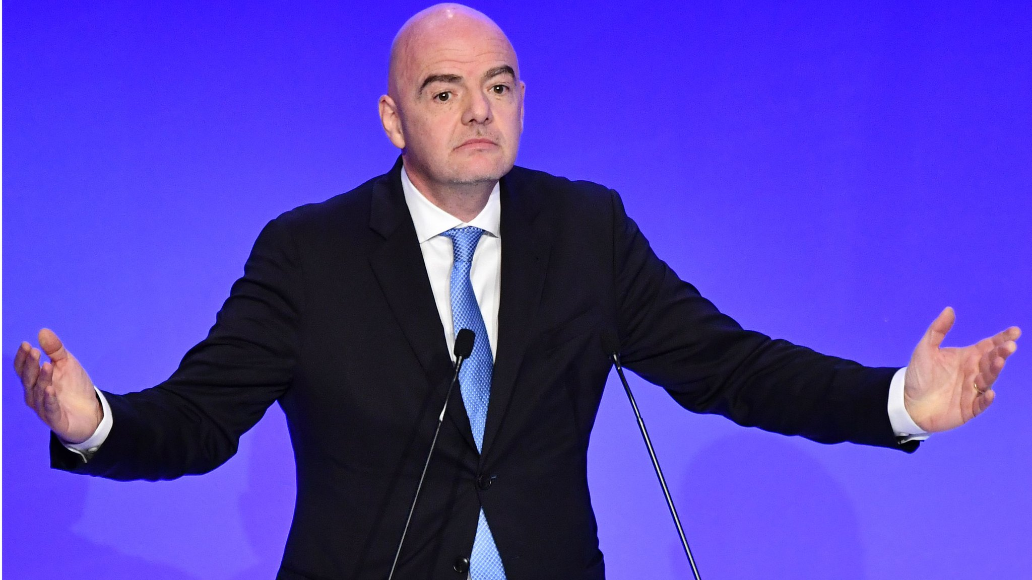 Fifa set to revive controversial plans for new Club World Cup and Nations League