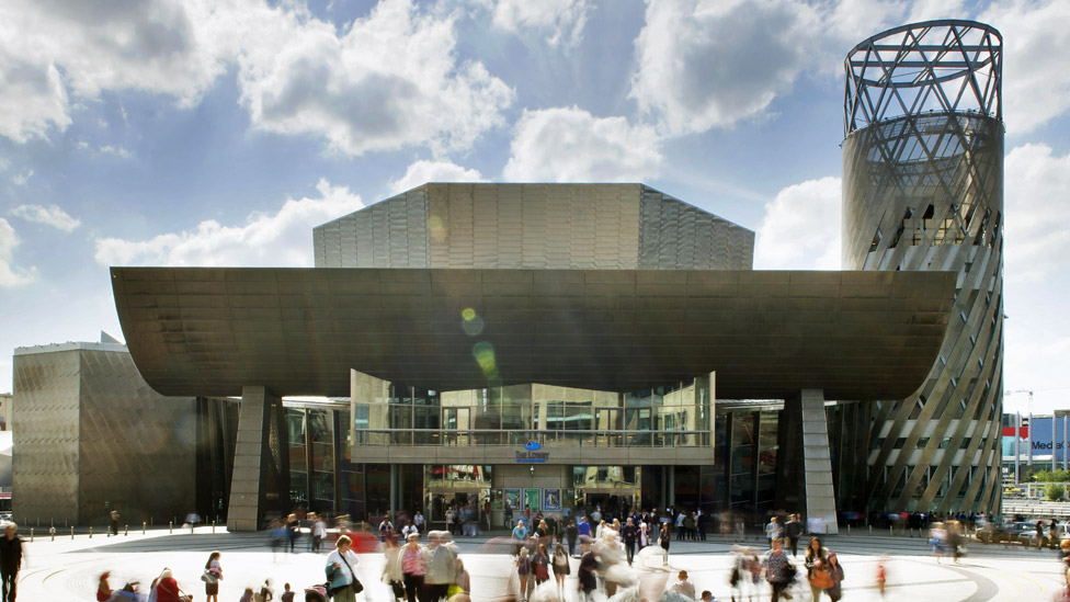 The Lowry in Salford has received £3m funding