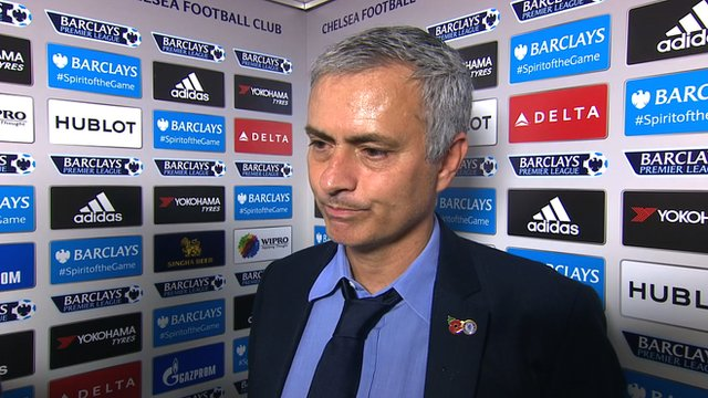 Chelsea 1-3 Liverpool: Jose Mourinho - There are fights that you can not win