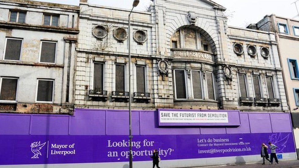 The Futurist Cinema, Liverpool