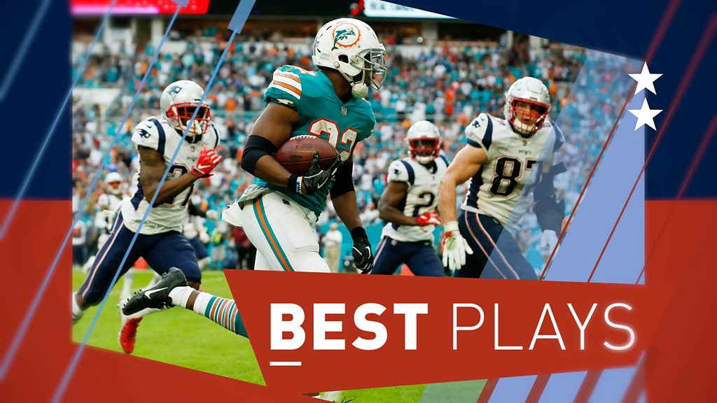 Miracle in Miami: Kenyan Drake, Amari Cooper & Patrick Mahomes in NFL plays of the week
