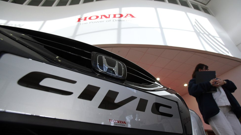 Honda set to close Swindon car plant