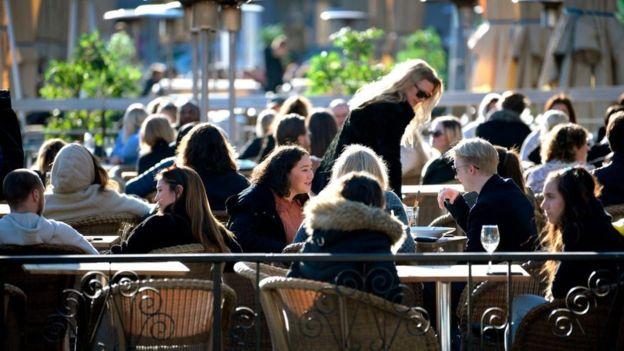 Restaurante en Estocolmo