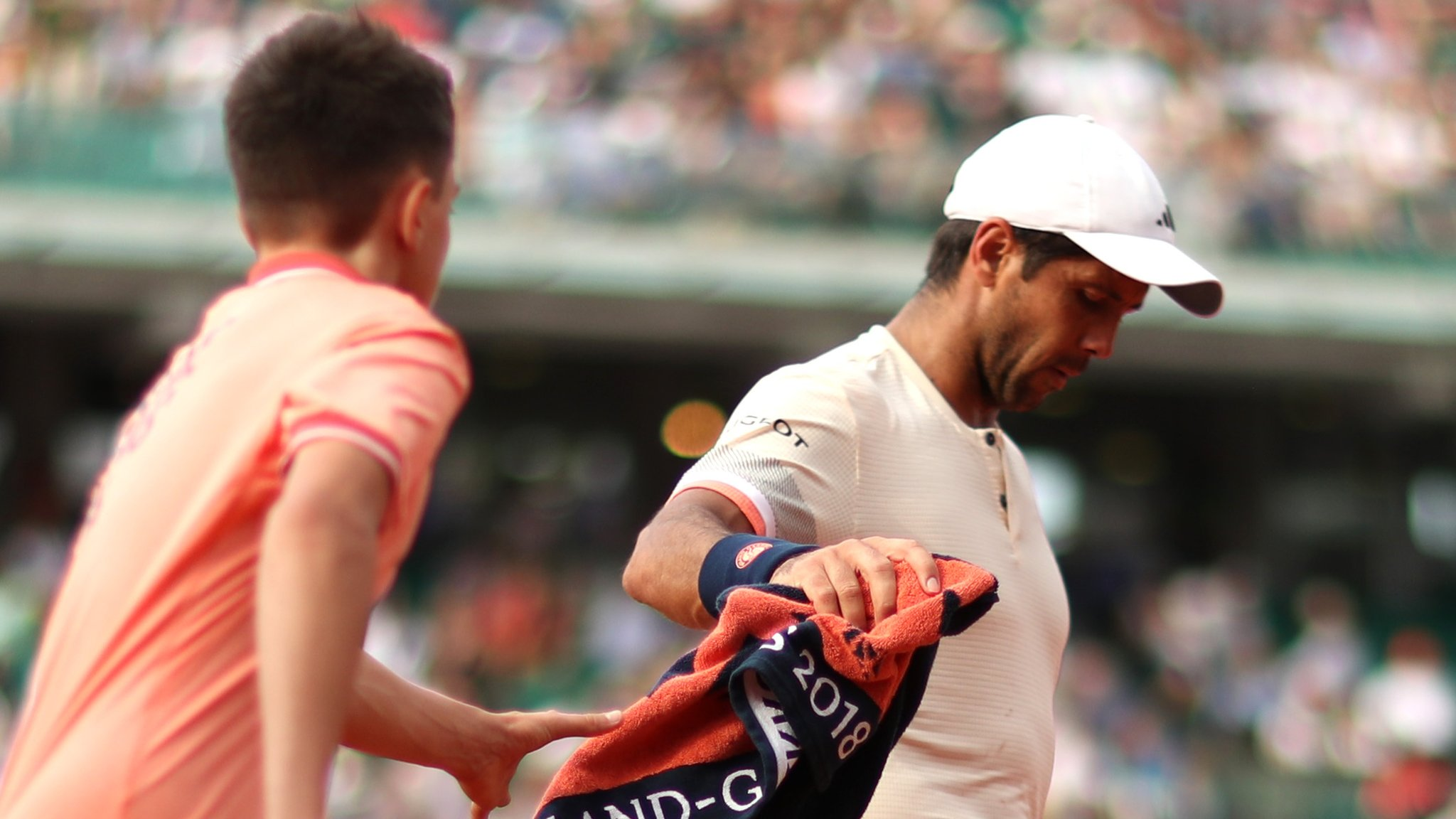 Wimbledon chief warns players on respect after Verdasco incident