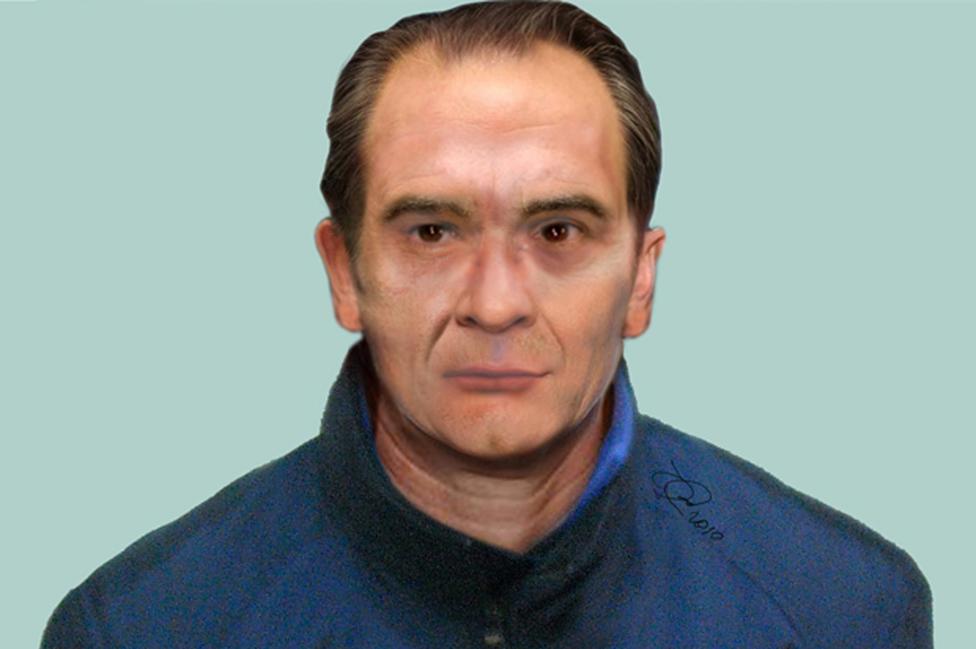 """Policija je 2011. godina objavila """"ostarelu"""" sliku Matea Mesine Denara, koji je tada imao 49 godina"""