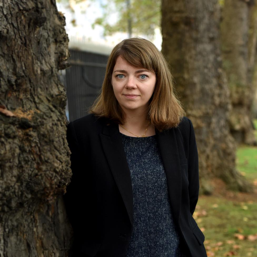 Rebecca Montacute