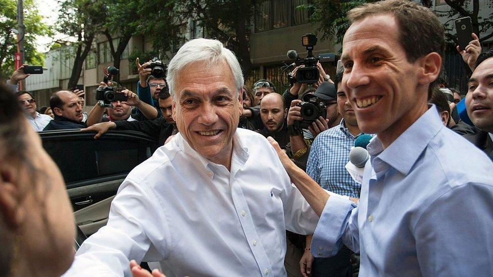 Piñera y Alessandri