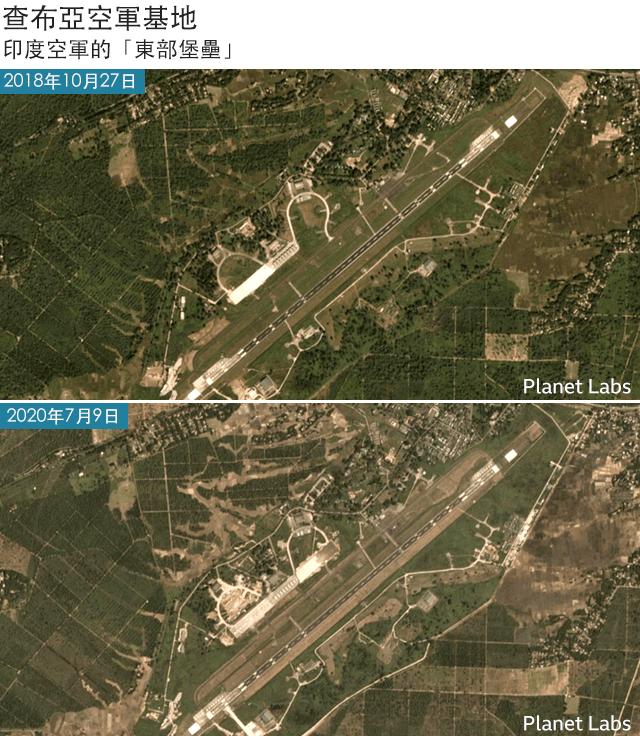 查布亞空軍基地