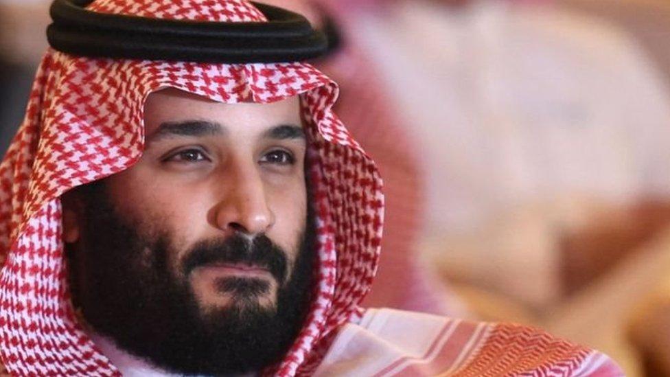 Mohammed bin Salman adalah anak raja Saudi dari istri ketiga dengan 12 bersaudara.
