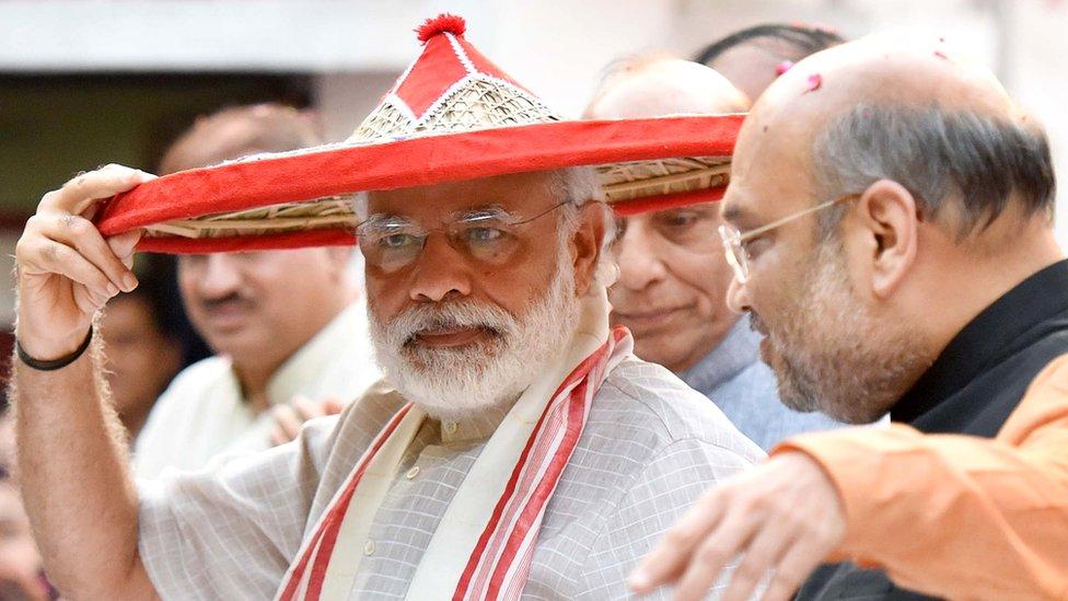 लोकसभा चुनाव 2019: नरेंद्र मोदी की नज़र तमिलनाडु पर क्यों है?