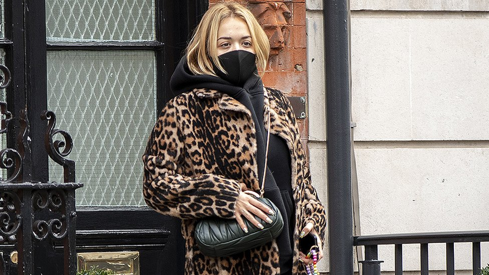 Rita Ora 'Sorry' For Breaking Lockdown Rules To Attend Birthday Party