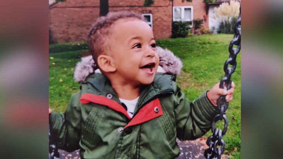 Dylan Tiffin-Brown: Father guilty of murdering two-year-old