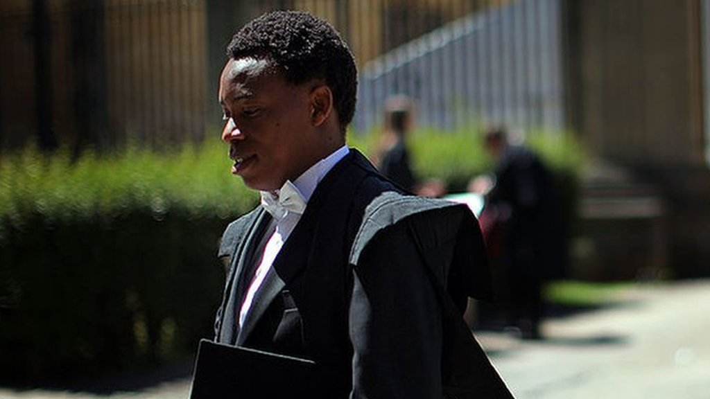 Oxford University 'failing' on diversity, says Lammy