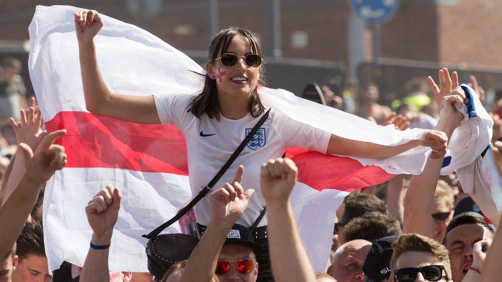 Inglaterra no juega la final de un Mundial desde 1966, cuando ganó como local.
