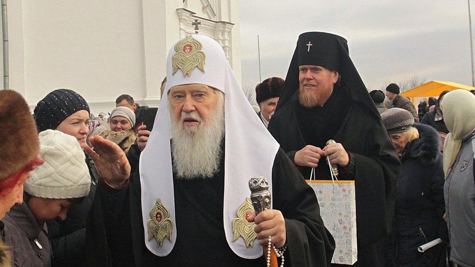 Томос голові помісної церкви вручать 6 січня - УПЦ КП