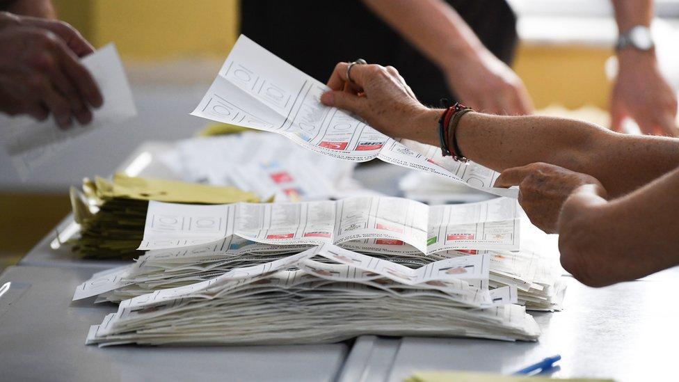 Izborni listić