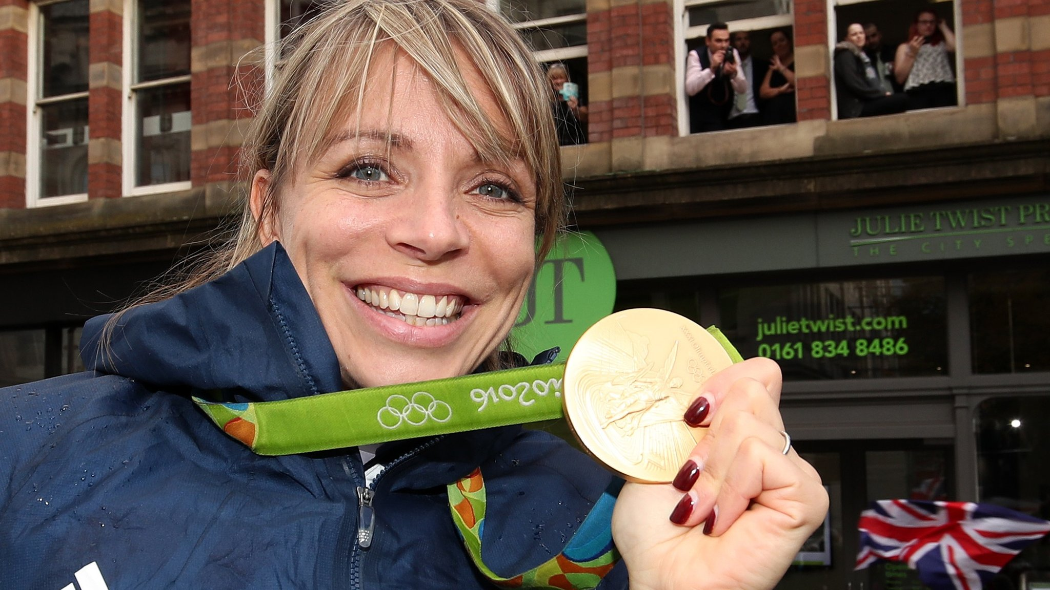 Kate Richardson-Walsh: Olympic gold medallist to coach Hampstead & Westminster Ladies