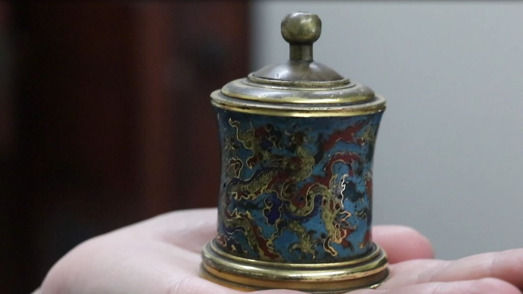 Ming water-dropper bought for £10 sold for £50,000