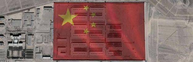 चीन के गुप्त कैंप