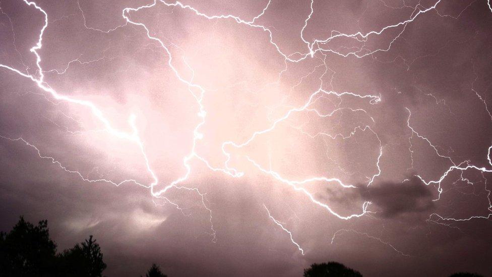 Lightning in Brid
