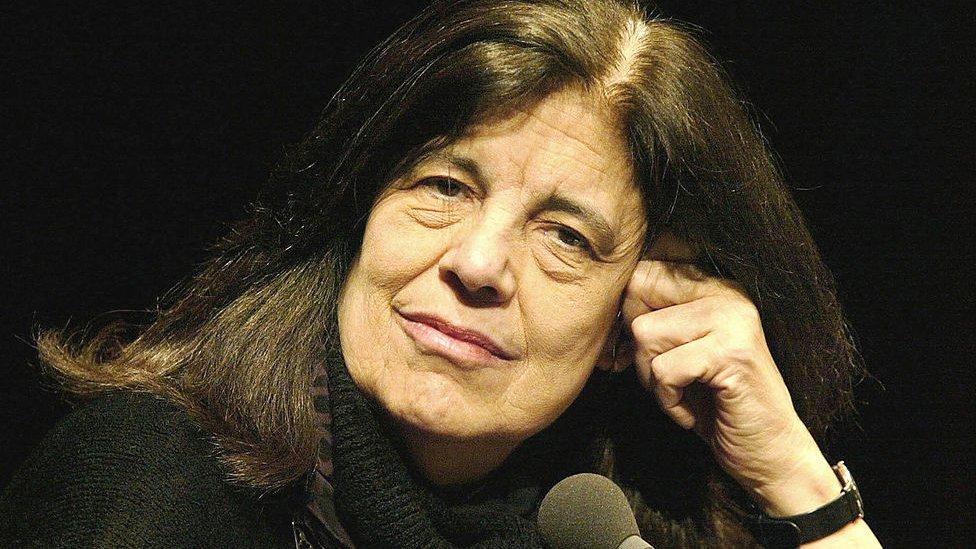Susan Sontag en 2002.