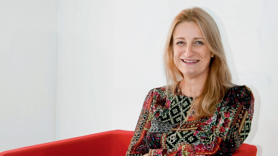 Alison Phillips, editor New Day