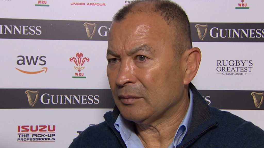 Six Nations 2019: England defeat in Wales 'a game of small margins' - Eddie Jones