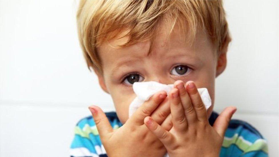 Як ефективно вилікувати дитину від застуди?