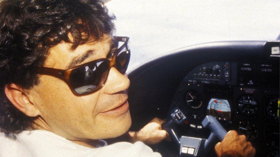 Karlos Leder, 1987.