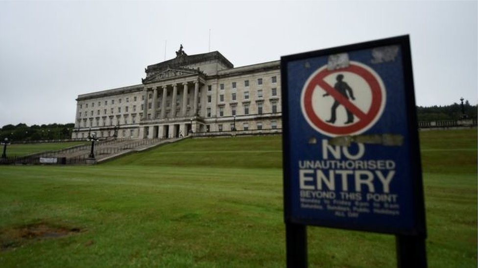 Northern Ireland has been without a devolved power-sharing government for more than two and a half years