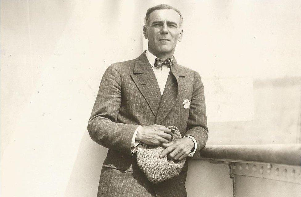 Norman Gilbert Pritchard