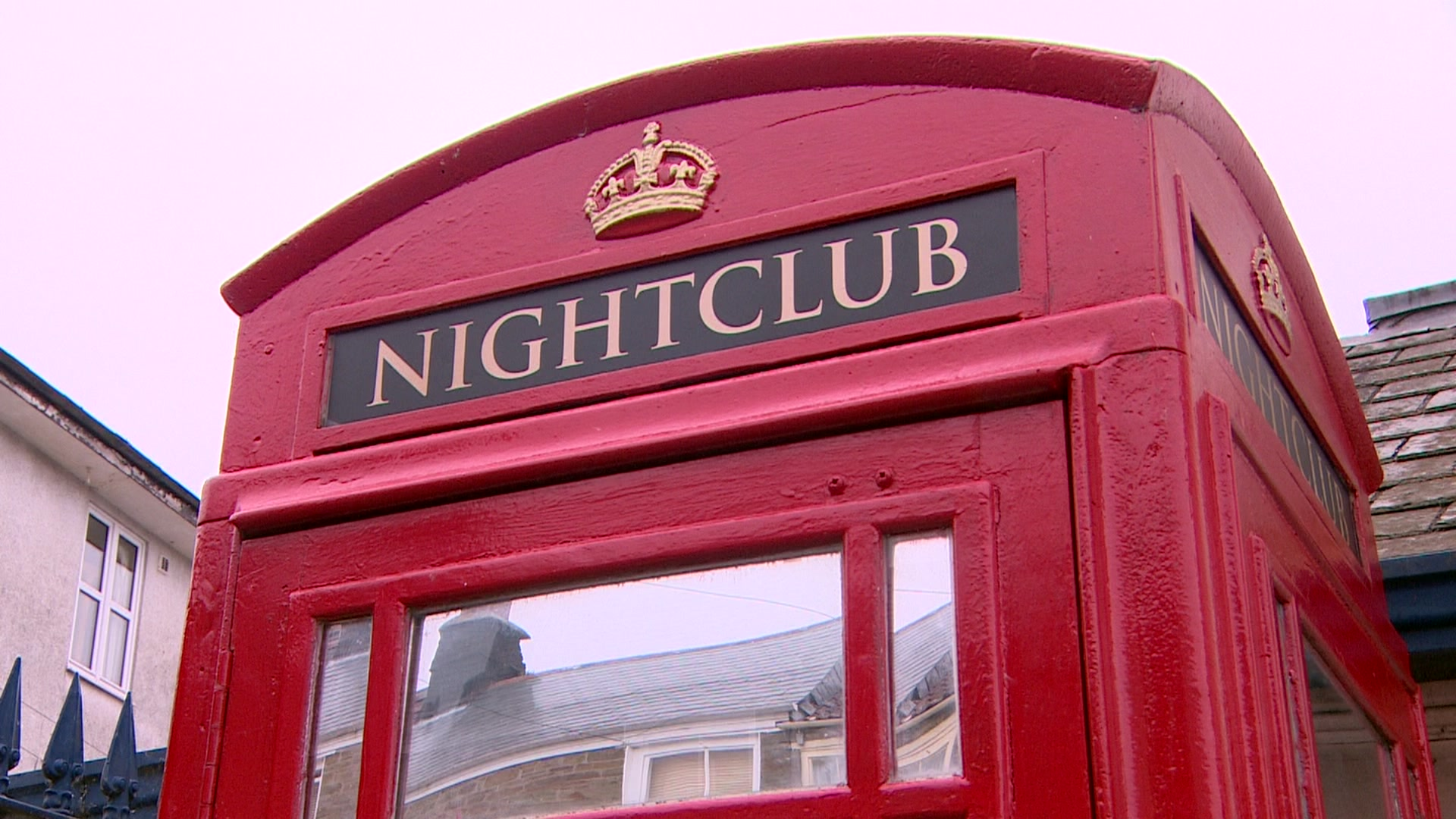 Kingsbridge phone box converted into nightclub